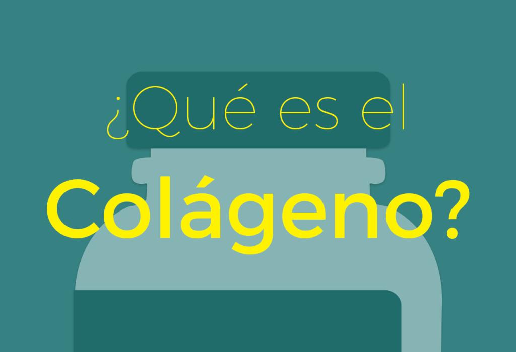 ¿Qué es el colágeno?