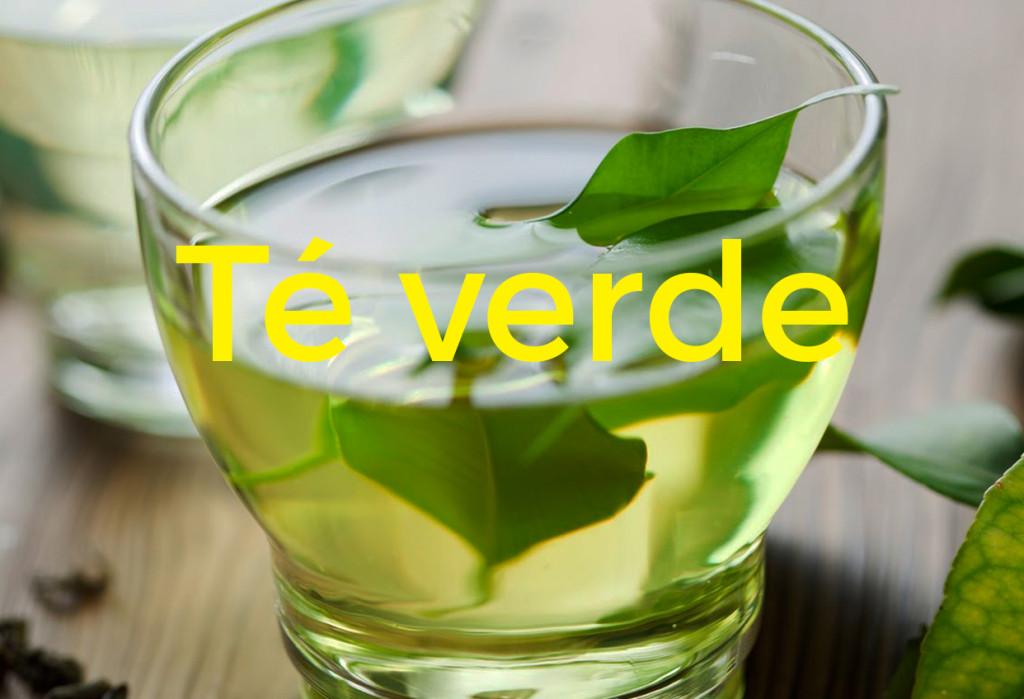 5 Beneficios del té verde