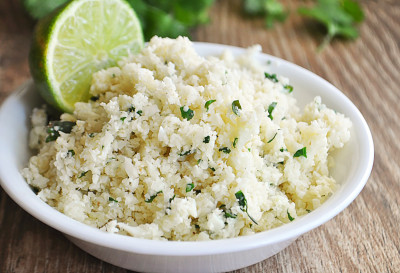 Aprende a preparar arroz de coliflor