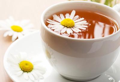4 Beneficios del té de manzanilla