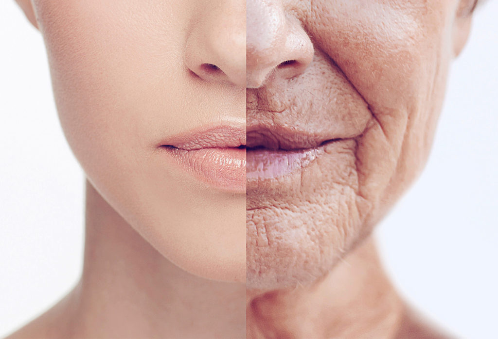 4 hábitos que te hacen envejercer
