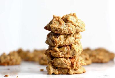 Receta: galletas de zanahoria y pasas