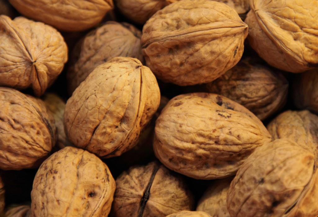 5 Beneficios de las nueces
