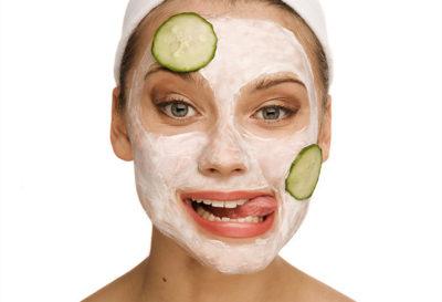 Mascarillas faciales para desintoxicar