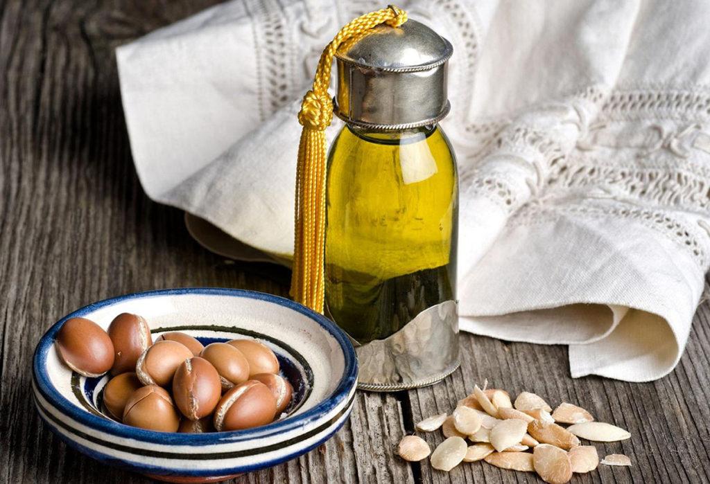 5 Trucos para el cabello y la piel con aceite de argán