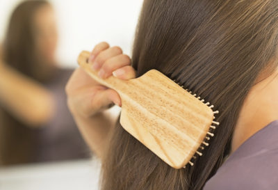 Mascarilla desintoxicante del cuero cabelludo para un cabello sano