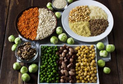 Ventajas de las proteínas de origen vegetal