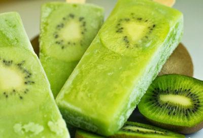 3 Paletas naturales bajas en calorías