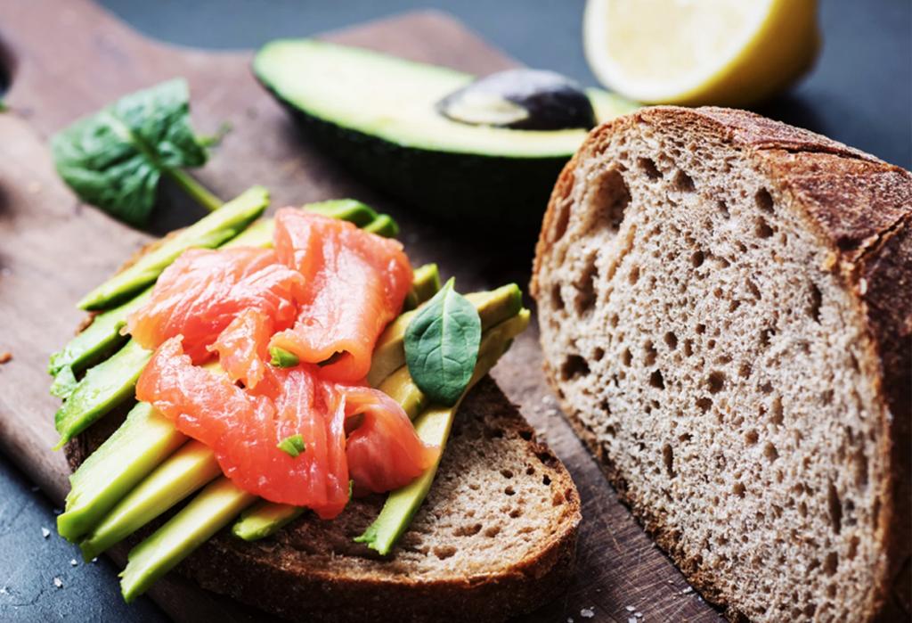 4 desayunos fáciles, sanos y nutritivos.