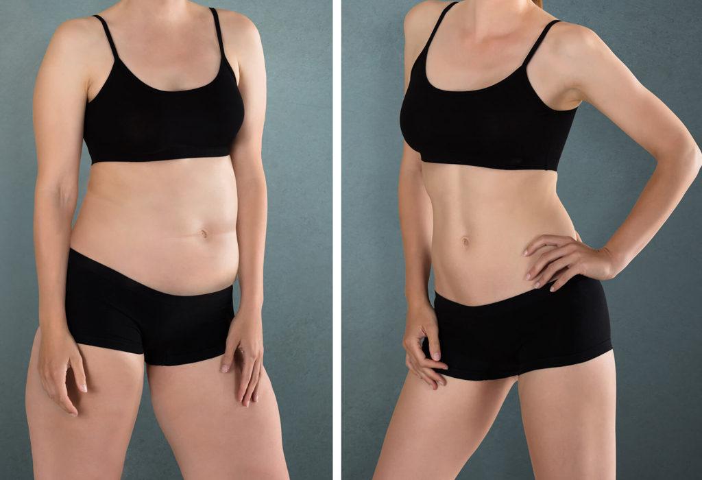4 claves para derrotar la grasa abdominal.
